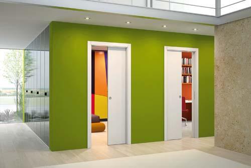 Zas vacie dvere dvere a z rubne na mieru for Poser des portes de placard coulissantes